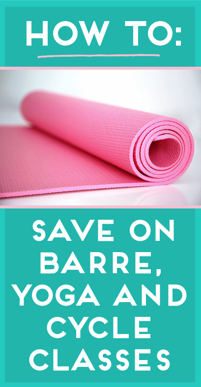 Your favorite classes don't have to be so insanely expensive!  You can have your barre and enjoy it too, and save money!