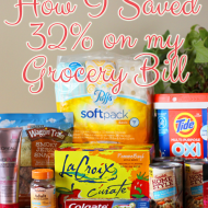 How I Saved 32% On My Grocery Bill with an iPhone App #MyMixx
