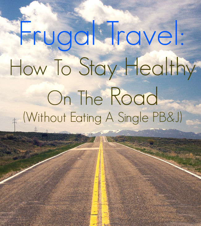 Love to travel but worried about costs We've got some tips to cut food costs on your next road trip! Pin this before your next trip