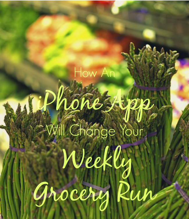 iPhone apps will make sure you never have to coupon AGAIN.  How one app made my grocery run so much easier!
