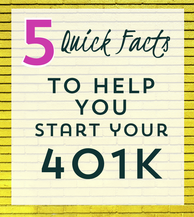 Don't be overwhelmed with your 401k! This guide makes it simple for you to start, or restart your retirement savings without the overwhelm!