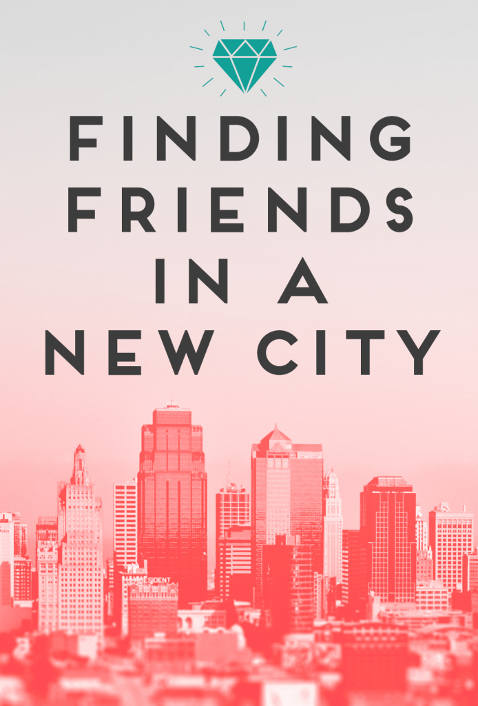 Finding Friends in a New City