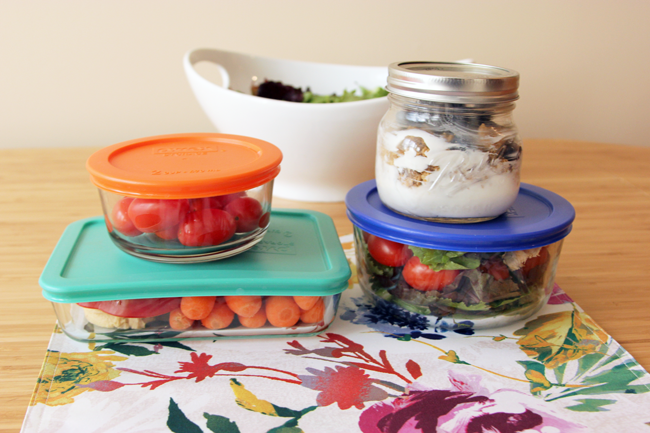 MakeYourMove with Kohls - Batching your meals saves time and money…which makes healthy choices even easier!