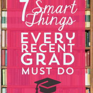 7 Things You Need To Do When You Graduate College