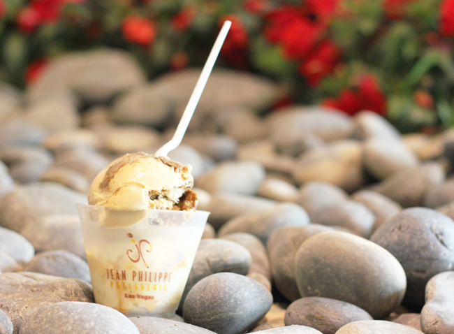ARIA hotel gelato