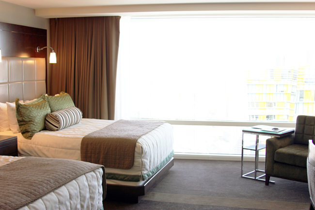 Aria Hotel Room Review
