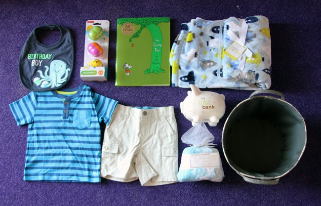 Baby stuff haul from TJMaxx