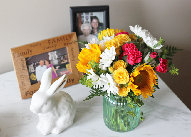 Better Homes and Gardens flowers for Mother's Day from FTD