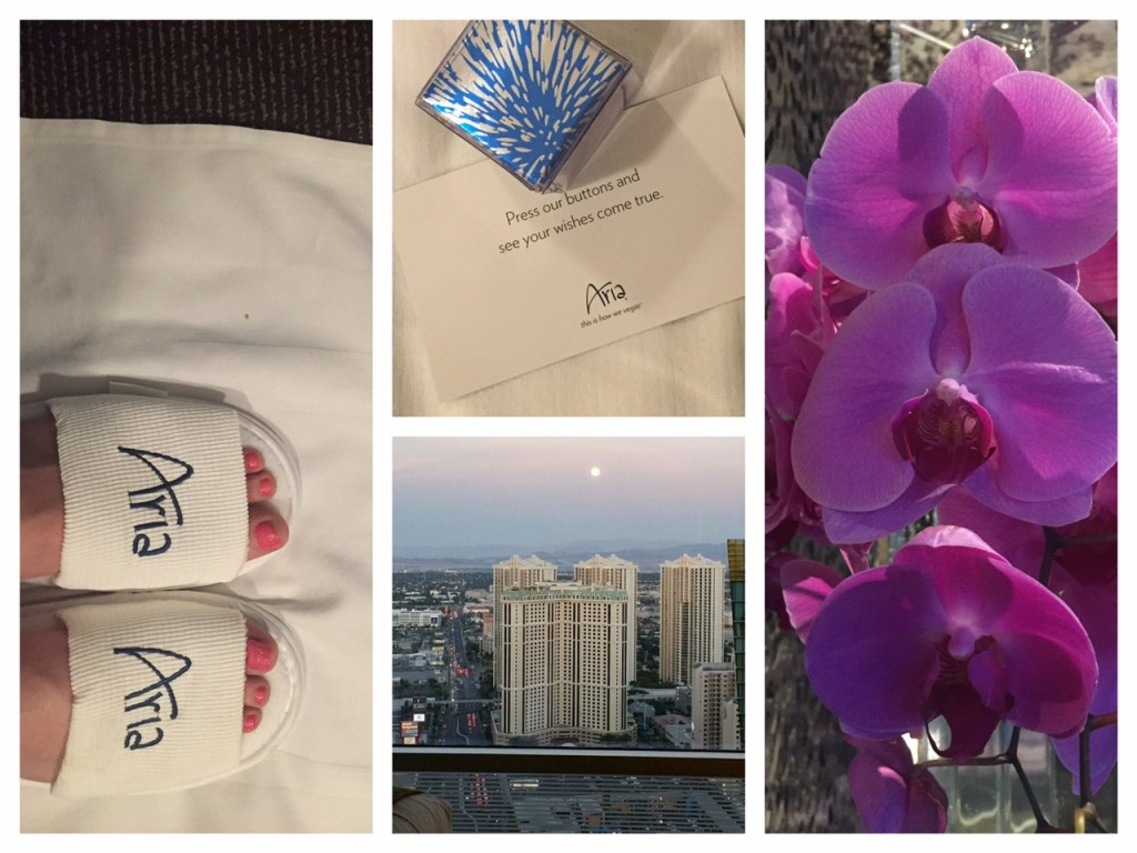 Five Star Hotel in Vegas- Aria review