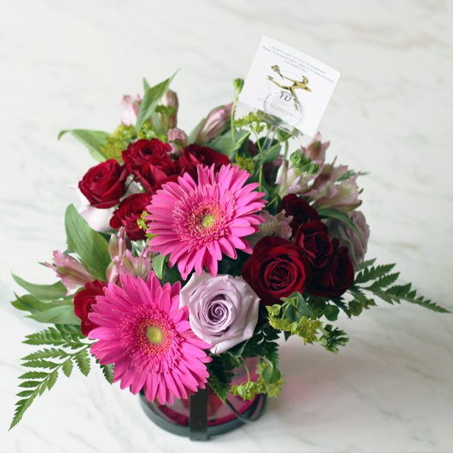 Flowers for Mother's Day from FTD