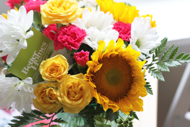 Mother's Day bouquets from FTD and Better Homes and Gardens