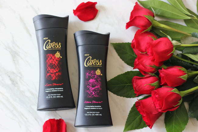 New Caress Body Washes with 12 hour fragrance