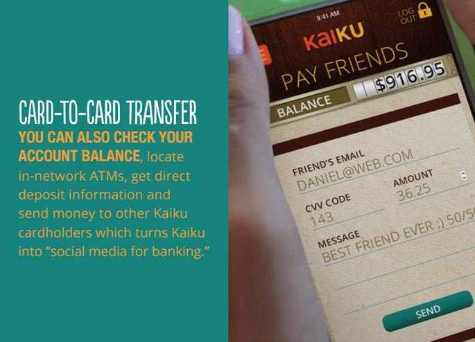 Kaiku Card