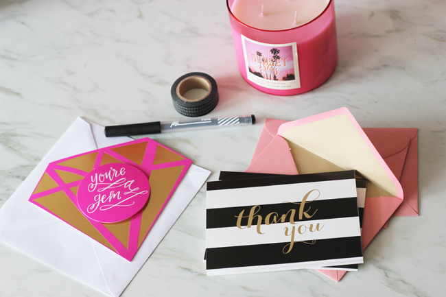 Personal Touches for loved ones from TJMaxx