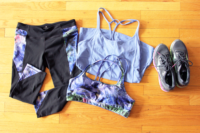 Summer Style with Athleta
