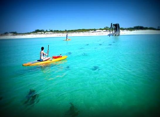 Walkin on Water Paddleboard Tours Panama City Beach Florida