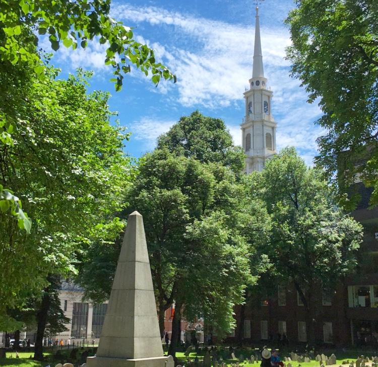 Boston Franklin