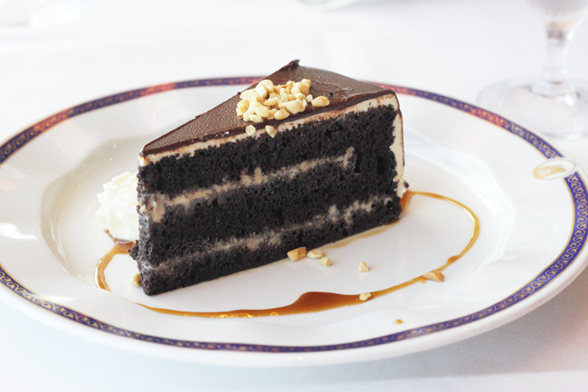 Holland America Line Cake