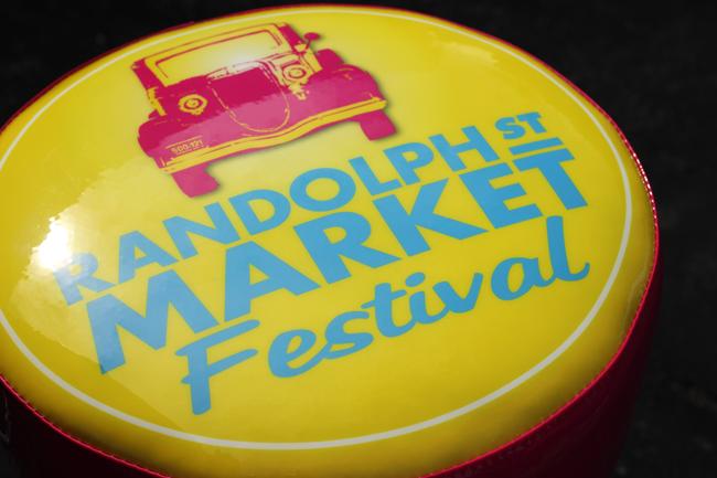 Randolph Street Market Festival 2015