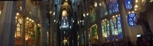 Sagrada Familia sized