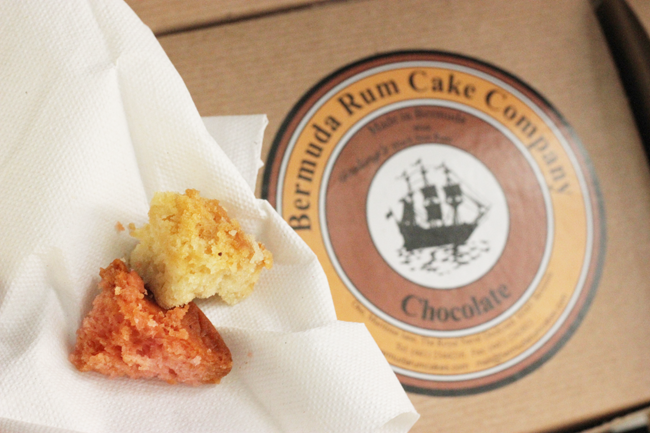 The Bermuda Rum Cake Company