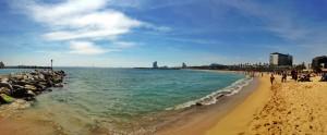 beach sized