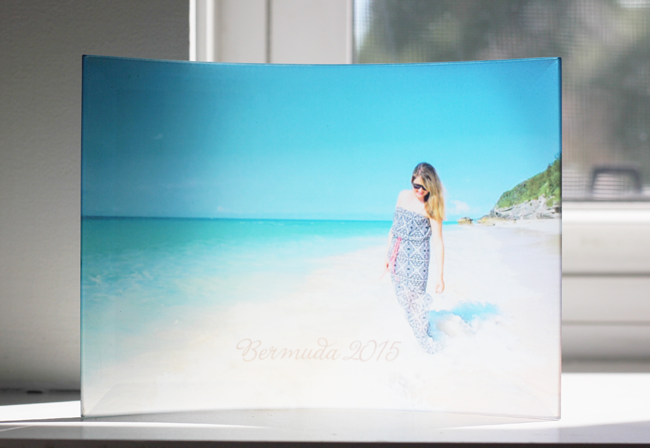Glass Prints with Shutterfly