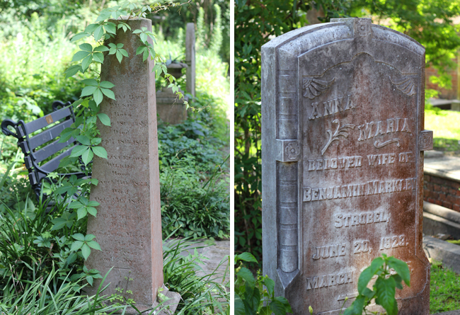 Historic Graveyards of Charleston