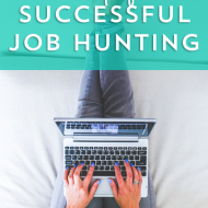 Job hunting doesn't have to be a nightmare!  How to take the stress out of a successful job search & land a great job in no time!