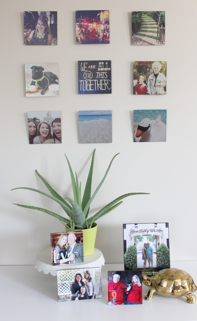 Refresh Your Space with Shutterfly Instagram Prints