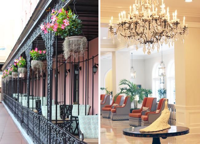 Spend a weekend in romantic Charleston at the Mills House Wydham Grand