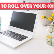 401ks don't have to be overwhelming. How to roll over your 401k without the pain, especially when you don't know what you're doing. It's easy!