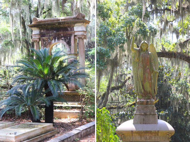Bonaventure Dash Tours of Savannah, Georgia- a Must See!