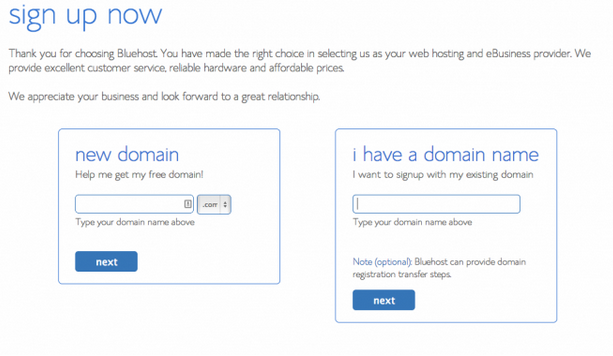 Setting Up Your Own Blog on Bluehost