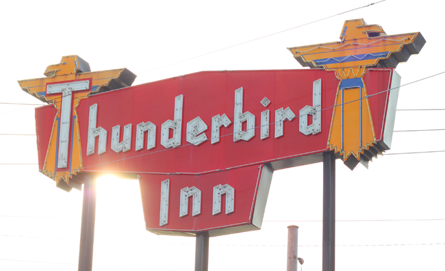 Thunderbird Inn Savannah Georgia