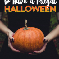 Five Ways to Have a Frugal Halloween