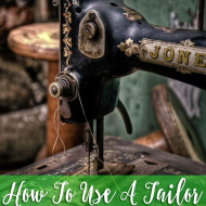 Frugal Fashion:  When to Use a Tailor & How It Saves You Money