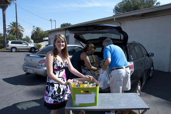Pageant Giving Back