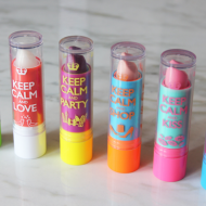 Keep Calm And Lip Balm From Rimmel #KeepCalmLipBalm