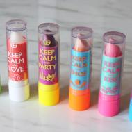 Keep Calm And Lip Balm From Rimmel #KeepCalmLipBalm