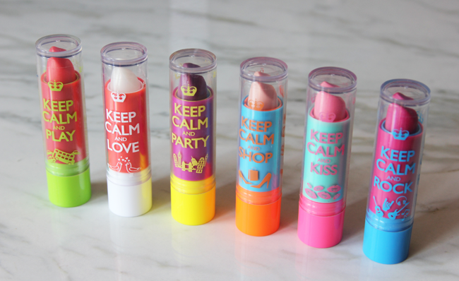 Rimmel Keep Calm Lip Balm