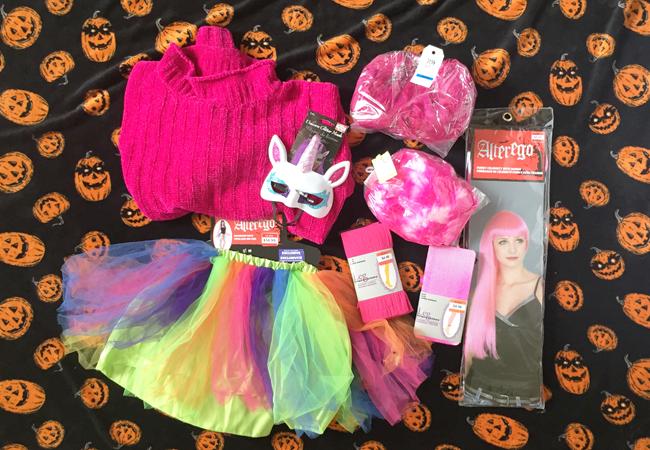 My Halloween Costume From Savers