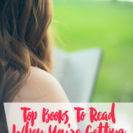 Pin this to read later!  The Top Books To Read When You're Getting Out of Debt