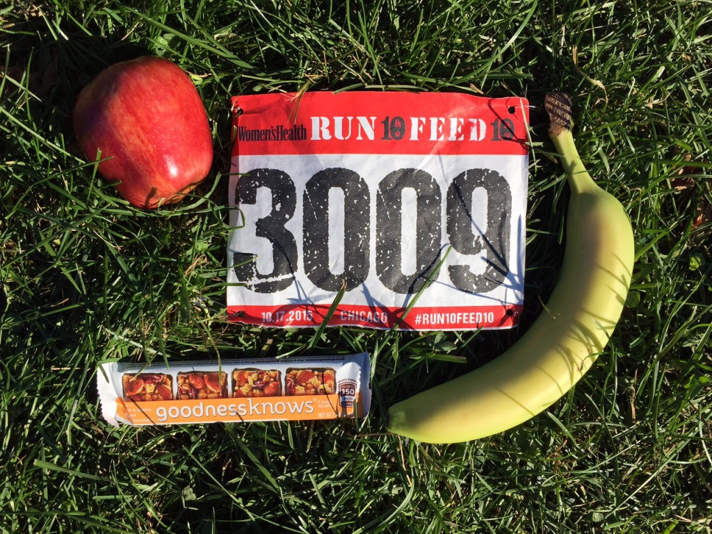 Run 10 feed 10 goodnessknows