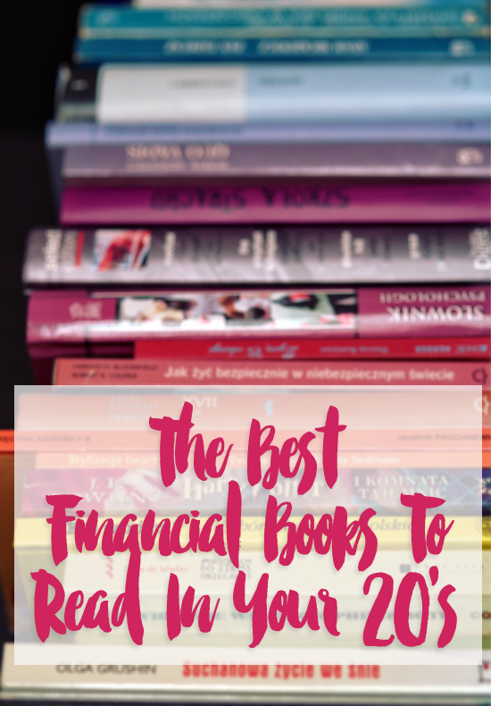 The Best Personal Finance Books To Read In Your 20's
