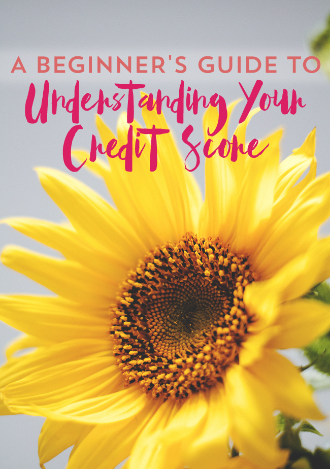 A Beginner's Guide To Understanding Your Credit Score. Getting better credit and figuring out your finances doesn't have to be complicated!
