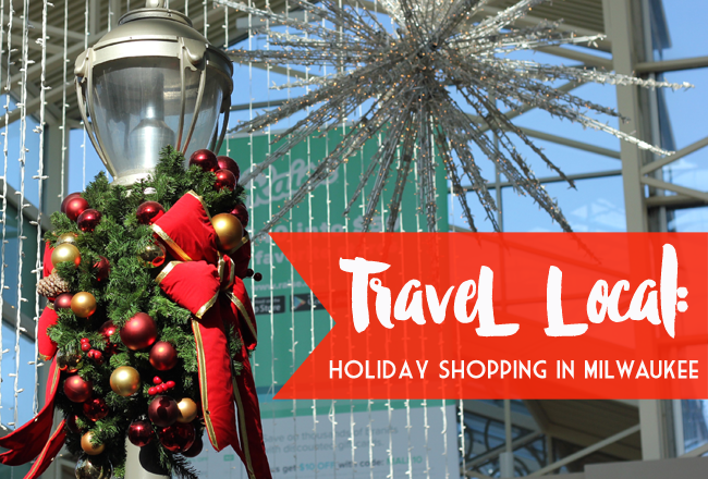 Holiday Shopping In Milwaukee #VisitMKE