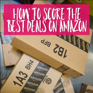 How To Score The Best Deals On Amazon