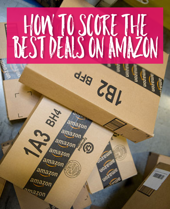 Shopping online can be a great way to save money. Read our tips below to make sure you're getting the best deals on Amazon.