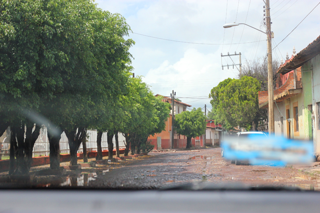 Random towns in Mexico Where The Road Ends